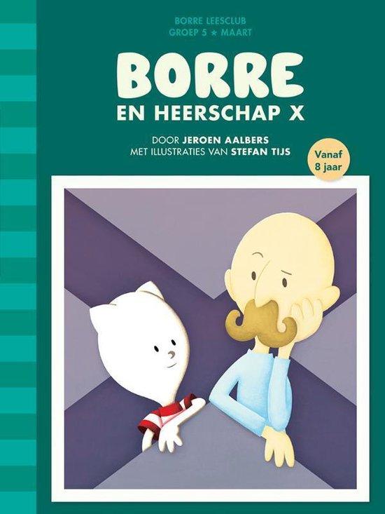 De Gestreepte Boekjes  -   Borre en Heerschap X