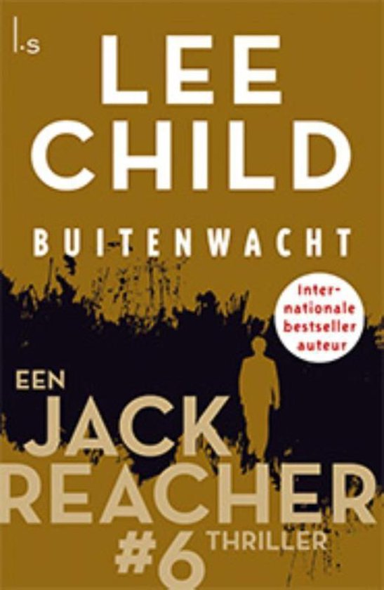 Omslag van Jack Reacher 6 -   Buitenwacht