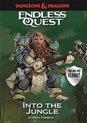 Afbeelding van het spelletje Dungeons & Dragons Endless Quest: Into the Jungle