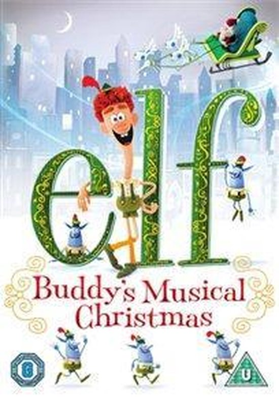 Elf Buddy'S Musical Christmas