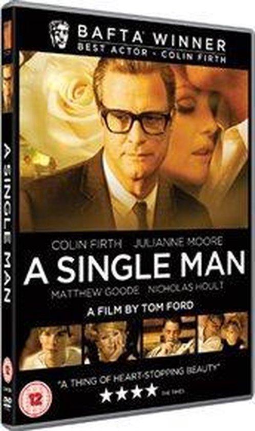 Cover van de film 'A Single Man'