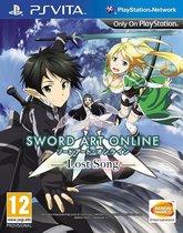 Sword Art Online: Lost Song - PS Vita