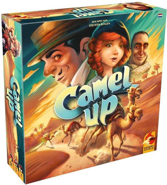 Afbeelding van het spel Camel Up - Bordspel