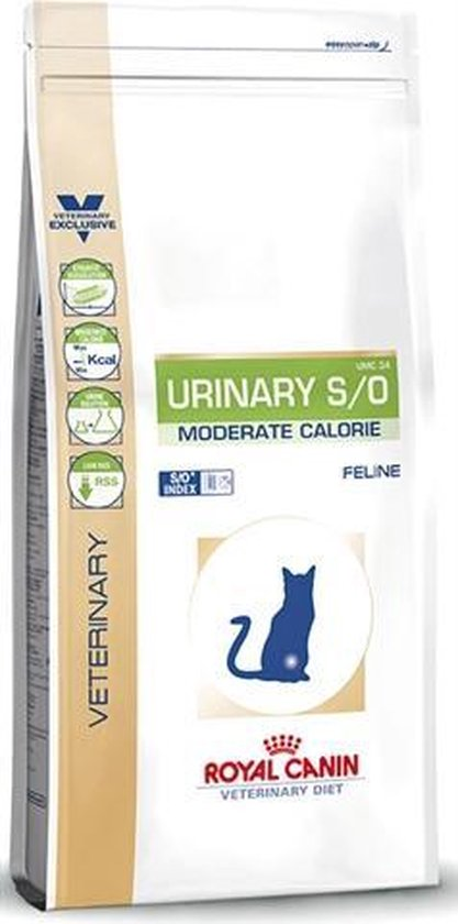 Royal Canin Urinary S/O Moderate Calorie - Kattenvoer - 1,5 kg