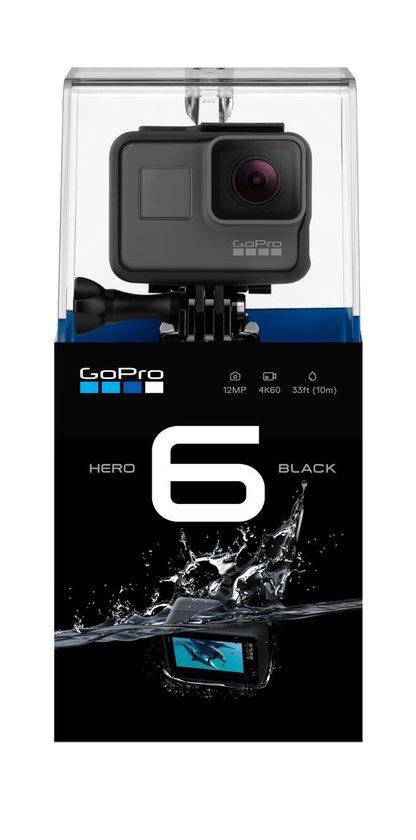 GoPro HERO6 - Zwart