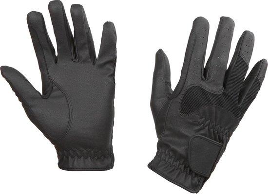 Covalliero Rijhandschoen GLORIA - Zwart - maat L