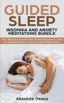 Guided Sleep, Insomnia and Anxiety Meditations Bundle