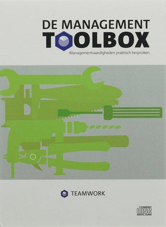 Cover van het boek 'De Management Toolbox / teamwork' van M. van Zanten en Ronald Buitenhuis