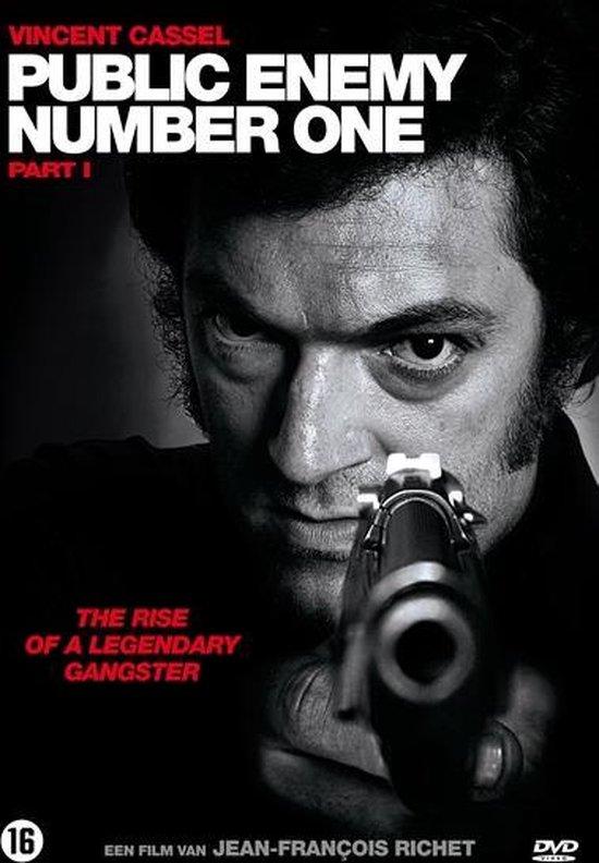Cover van de film 'Public Enemy Number One - Deel 1'