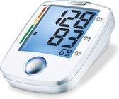 Beurer BM44 - Bloeddrukmeter bovenarm - XL display