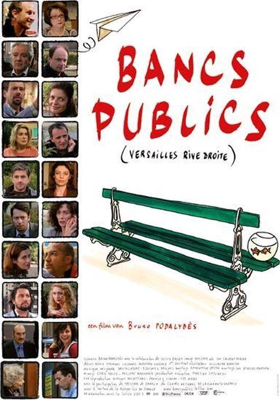 Cover van de film 'Bancs Publics'
