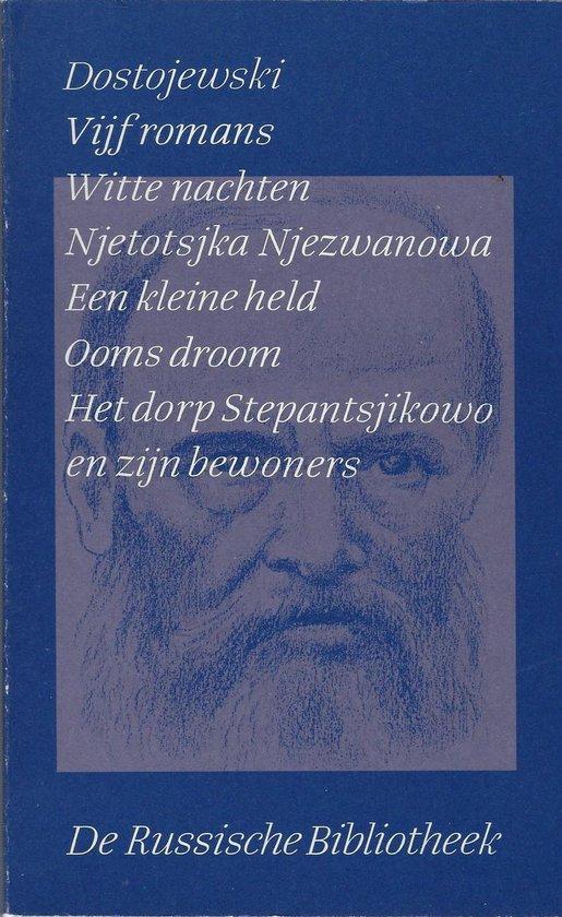 Dostojewski - Vijf romans - Fjodor Dostojevski |