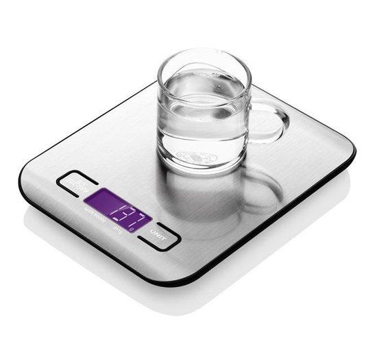 Digitale Keukenweegschaal - Precisie Weegschaal - Tot 5000 Gram (5kg)