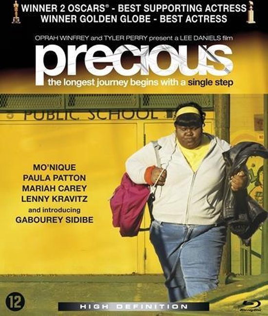 Cover van de film 'Precious'
