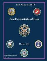 Joint Publication Jp 6-0 Joint Communication System 10 June 2010