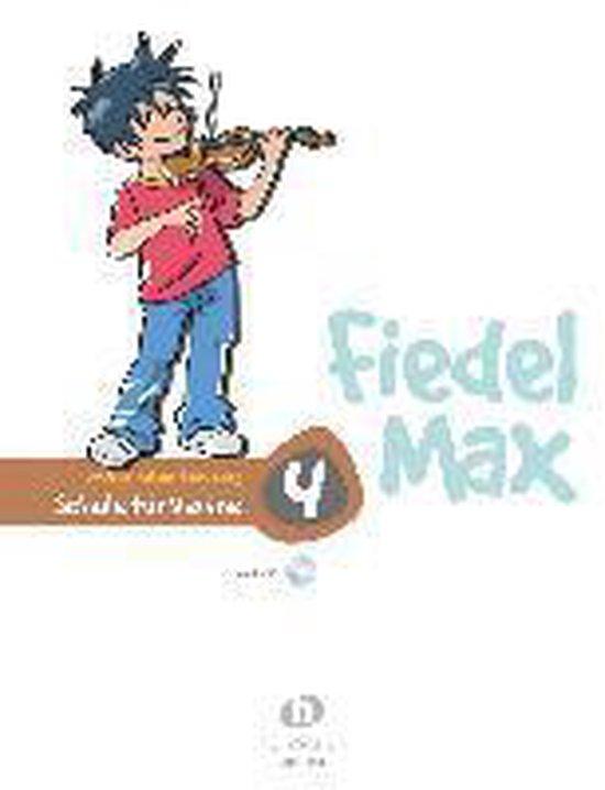 Fiedel Max - Schule für Violine 4 mit CD