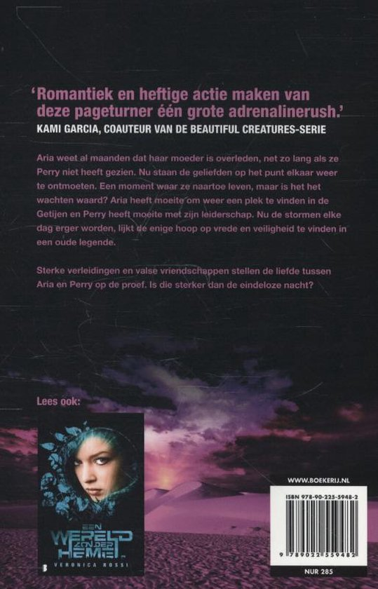 Wereld zonder hemel - De eindeloze nacht - Veronica Rossi |