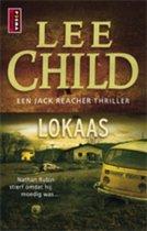 Omslag Jack Reacher 2 - Lokaas