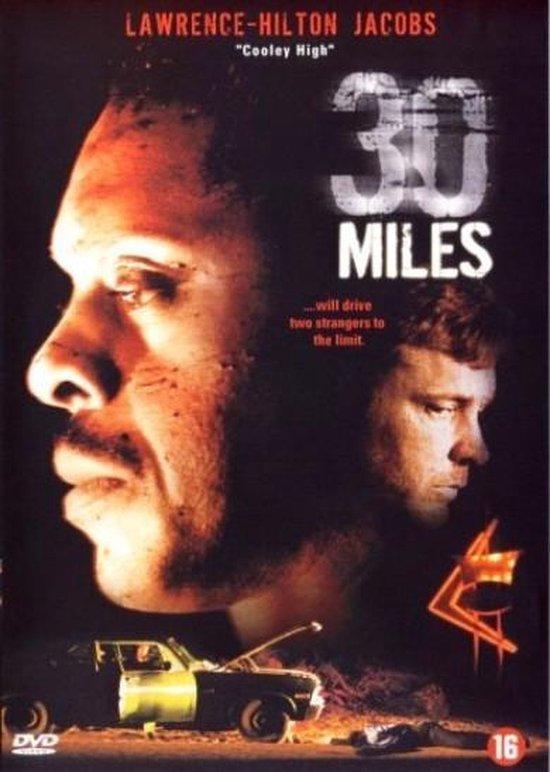 Cover van de film '30 Miles'