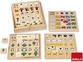 Goula Bijvoeglijke Naamwoorden en Richting - Educatief Kinderspel