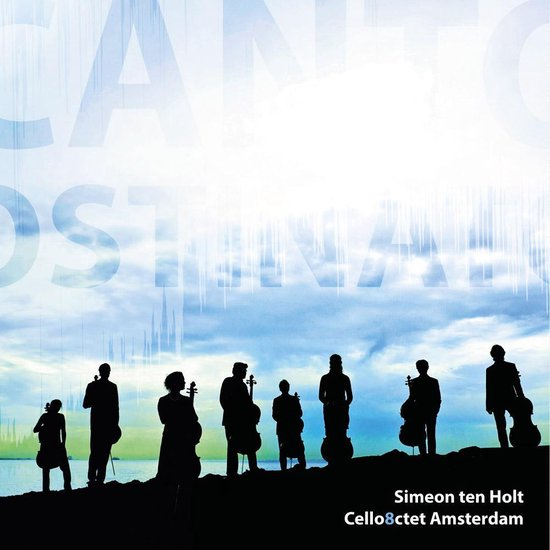 Cello8ctet Amsterdam - Canto Ostinato for cello
