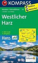 Kompass WK451 Harz, Westlicher