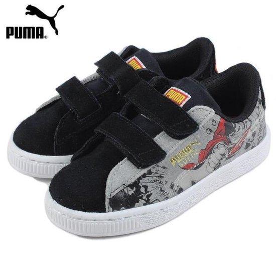 bol.com   Puma Superman suede kinder sneakers maat 24