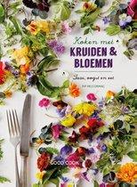 Boek cover Koken met kruiden & bloemen van Pip McCormac (Hardcover)