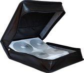 MediaRange BOX93 CD-doosje Portemonneehouder 200 schijven Zwart