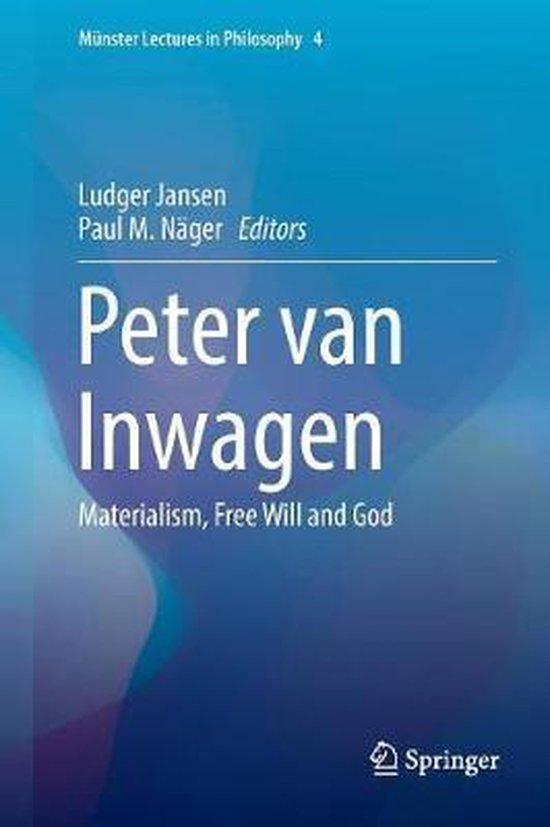 Boek cover Peter van Inwagen van  (Paperback)