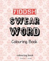 Yiddish Swear Word Colouring Book