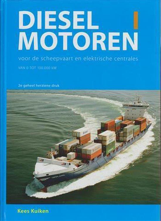 Dieselmotoren voor de Scheepvaart en Electrische Centrales