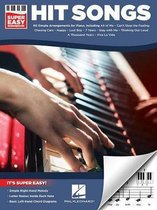 Hit Songs Super Easy Songbook (Piano)