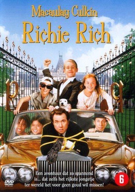 Cover van de film 'Richie Rich'
