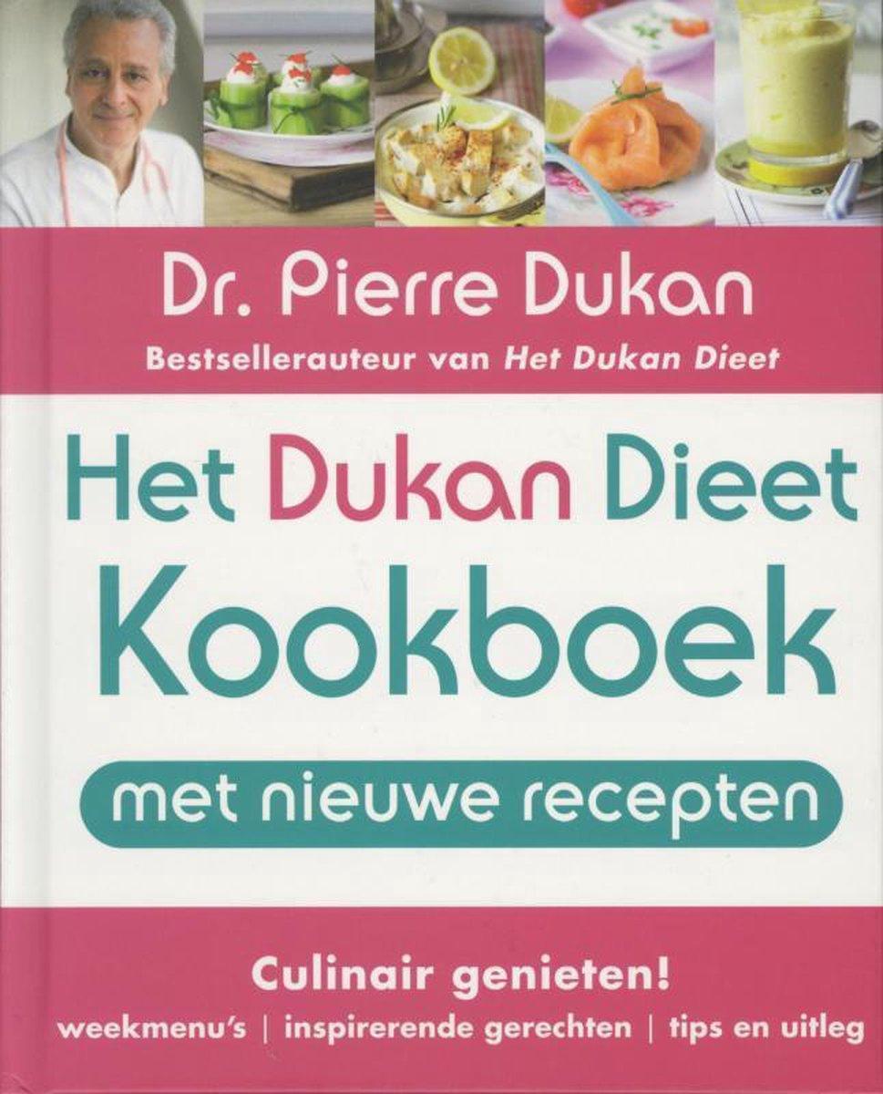 Het Dukan Dieet-Kookboek
