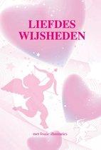 Boek cover Liefdes wijsheden van Onbekend