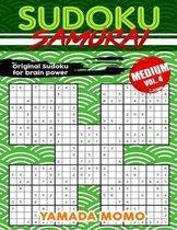 Sudoku Samurai Medium