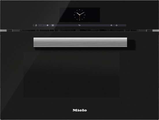 Miele DGM 6800 OBSW oven 40 l 1000 W Zwart
