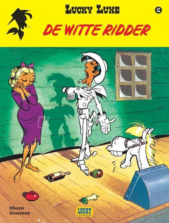 Lucky luke 42. de witte ridder - Morris |
