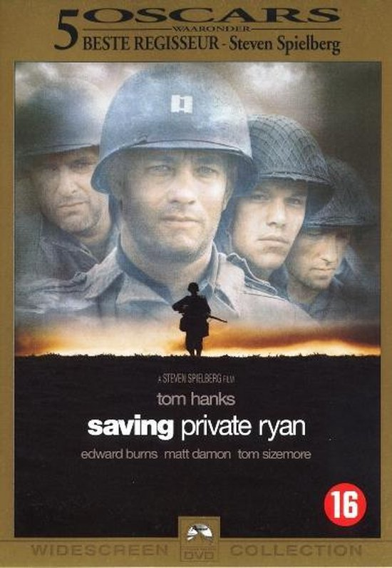 Cover van de film 'Saving Private Ryan'