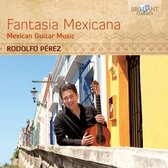 Fantasia Mexicana, Mexican Guitar Music