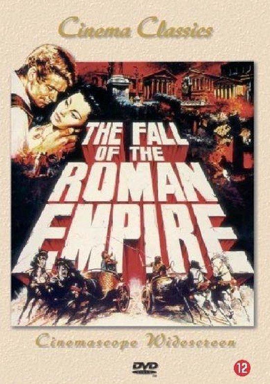 Cover van de film 'Fall Of The Roman Empire'