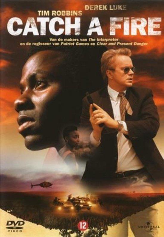 Cover van de film 'Catch A Fire'