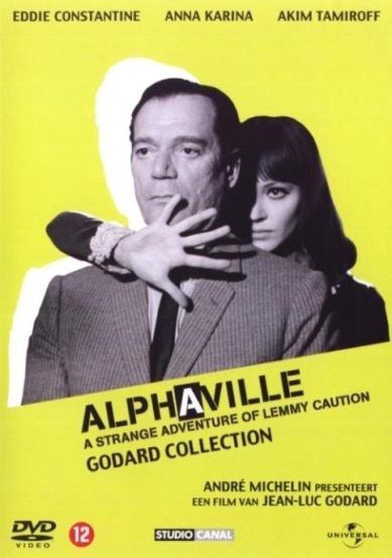 Cover van de film 'Alphaville'