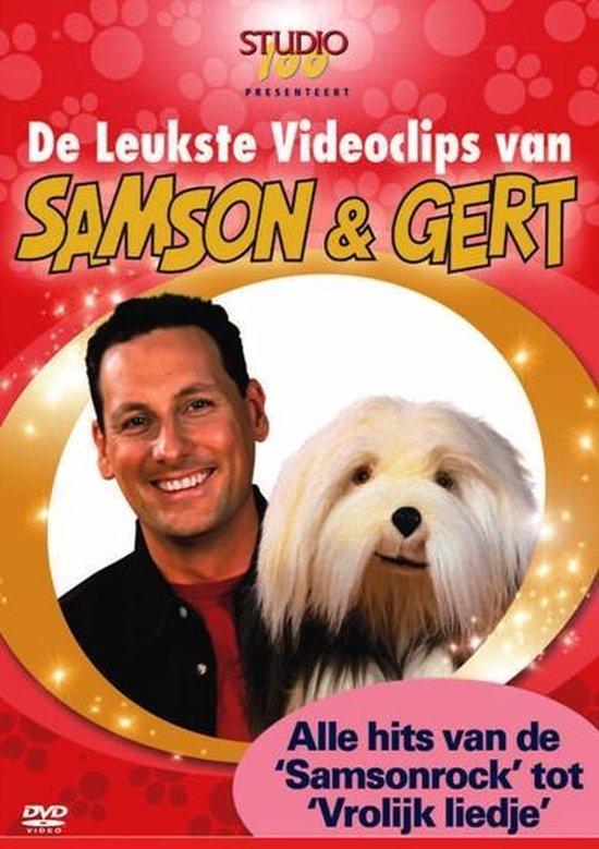 Cover van de film 'Samson & Gert - De Leukste Videoclips'