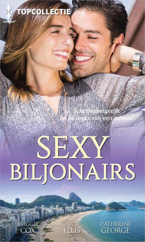 Topcollectie 113 - Sexy biljonairs - Maggie Cox pdf epub