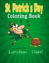St Patrick?s Day Coloring Book