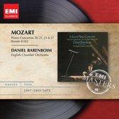 Mozart: Piano Concertos 20, 21
