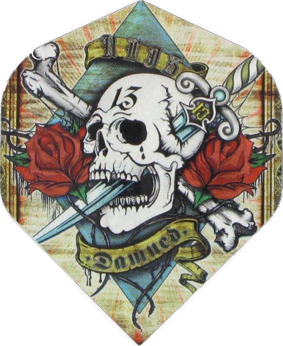 McKicks Alchemy Std Flight - Skull & Sword