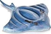 Intex OpblaasfiguurKinderen - donker blauw/wit